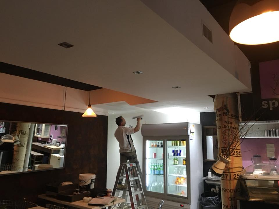 Commercial Plastering Solutions