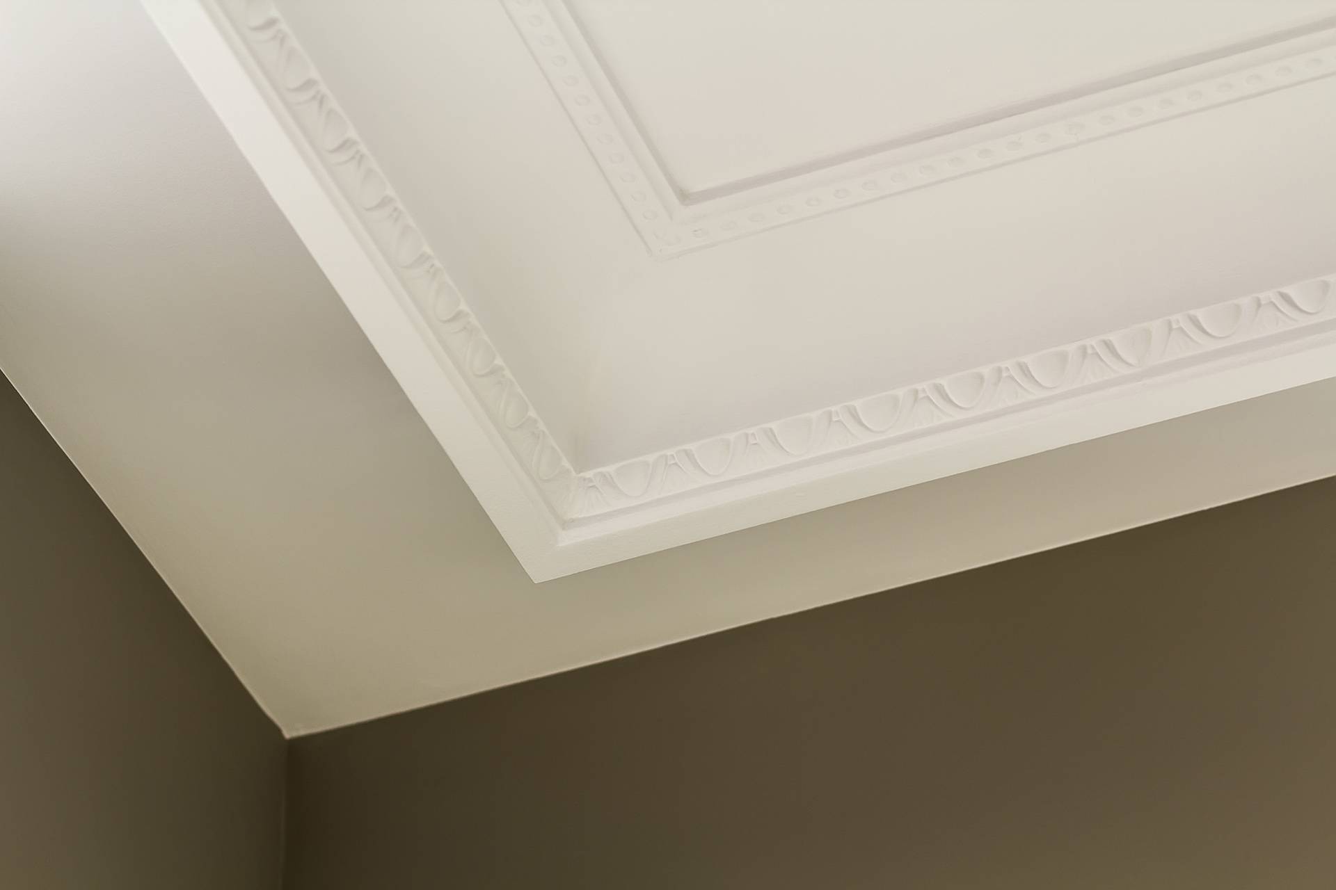 Skilled restorations and installations of ornate work